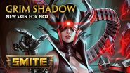 SMITE - New Skin for Nox - Grim Shadow