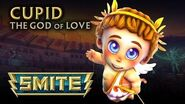 SMITE God Reveal - Cupid, The God of Love