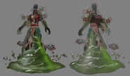 HeBo 'Lord of the Amazon' Concept