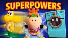 SML Movie SuperPowers!