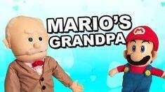 SML Movie Mario's Grandpa