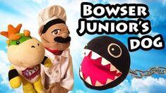 SML Movie Bowser Junior's Dog!