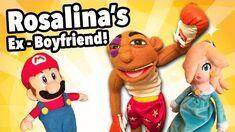 SML Movie Rosalina's Ex-Boyfriend!