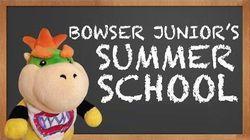 Bowser Jr's Summer School