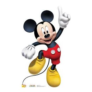 Mickey Mouse in Real Life