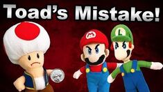SML Short Toad's Mistake!