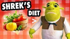 SML Movie Shrek's Diet!