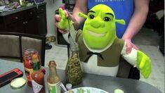 SML Movie Shrek's Hot Cheesecake