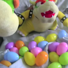 Bowser Junior with Eggs