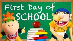 SML Movie First Day Of School!