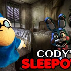Cody's creepy house