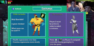 PUTTING THE MELEE IN GUACAMELEE (Dope or Nope)10