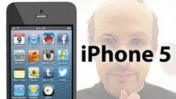 IPhone 5 REVEALED