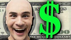 Homeless Millionaire!