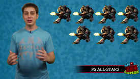 PLAYSTATION ALL-STARS BATTLE ROYALE REVIEW screen