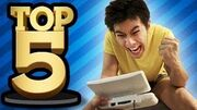 Top 5 Games That Get Us Hyped!