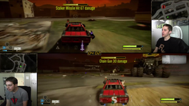 TWISTED METAL - BROTHERS GRIMM screen