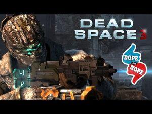 Screaming in Dead Space logo
