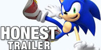 Sonic The Hedgehog (Honest Trailers)
