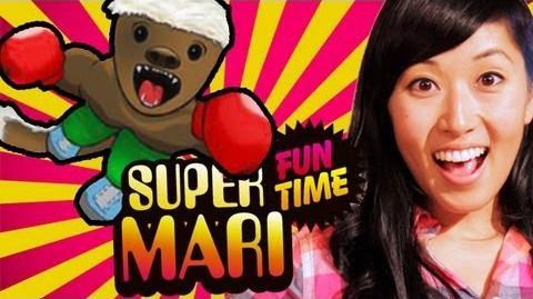 HONEY BADGER KICKS MEME ASS (Super Mari Fun Time)