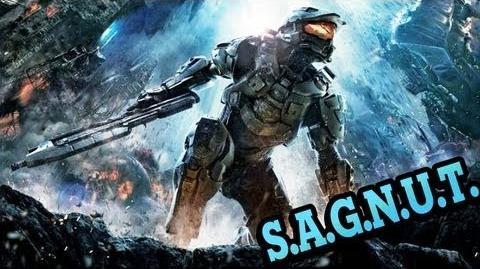 Star Wars First Assault and Halo 4 Flood Mode (SAGNUT 10 3 2012)