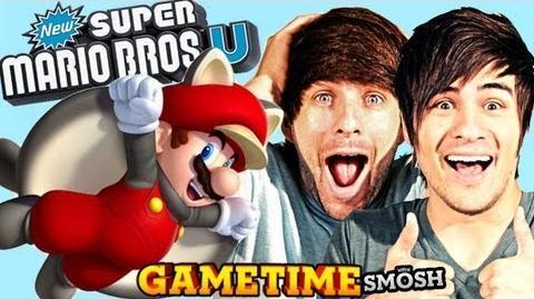 Trolling In Mario U
