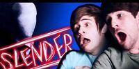 Slender Man Makes Us Cry!
