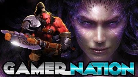 HUSKYSTARCRAFT TALKS STARCRAFT (Gamer Nation)