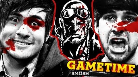 MOST VIOLENT WII GAME (Gametime with Smosh)