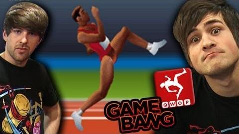 QWOP'ING LIKE AN OLYMPIAN (Game Bang)