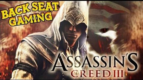 TALK LIKE AN ASSASSIN PIRATE (Backseat Gaming)