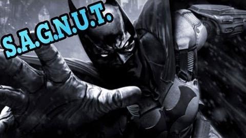 BATMAN ORIGINS AND MORE (S.A.G.N.U