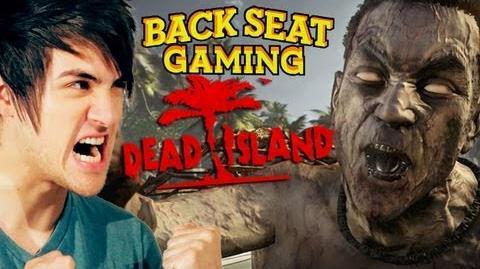 GLITCH BALL ON DEAD ISLAND (Backseat Gaming)