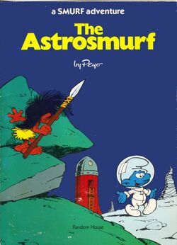 Astro Smurf Cover
