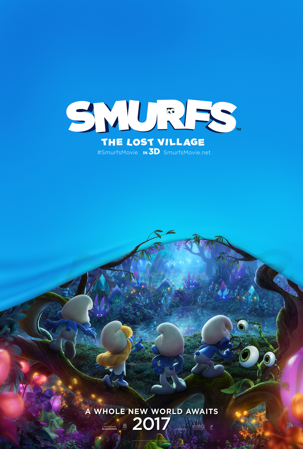 Image result for Smurfs: The Lost Village