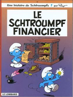 Finance Smurf Cover