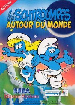 Smurfs Travel The World