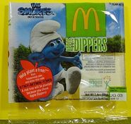 The Smurfs happy meal 005