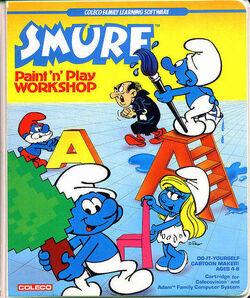 Smurf PNPW Game Box