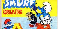 Smurf Paint & Play Workshop