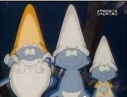 Too Happy Smurfs