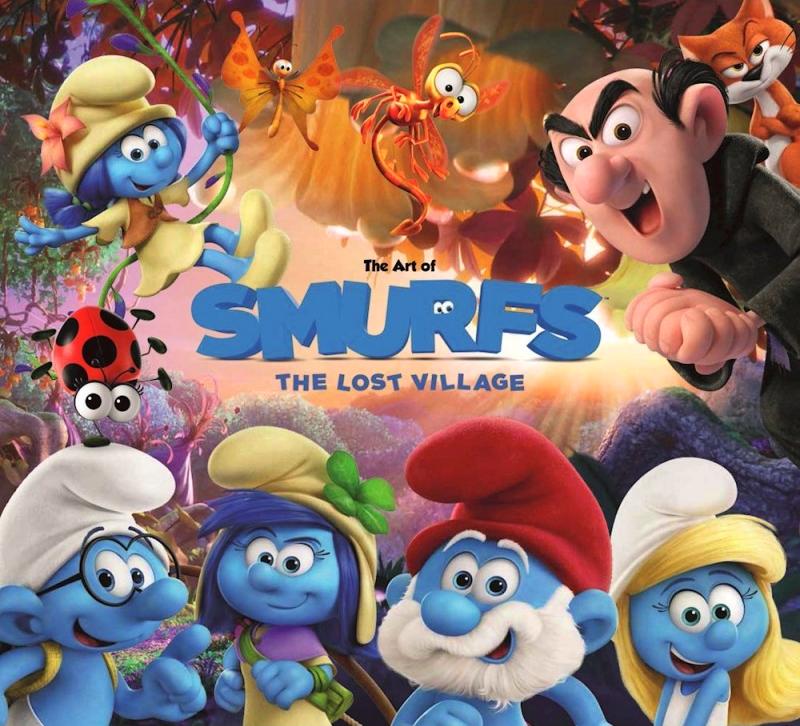 Image result for smurfs lost village