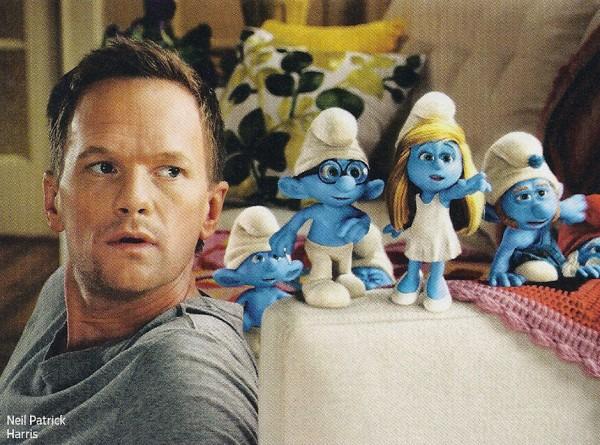 File:Neil with smurfs.jpg