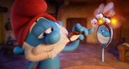 Papa Smurf Scene 1 TLV