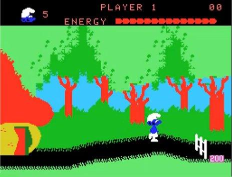 File:Smurf Rescue CV Game Screen.jpg