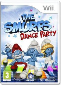 Smurfs Dance Party PAL
