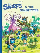 The Smurfs And The Smurfettes