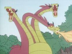 Three Headed Hydra
