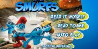 The Smurfs Movie Storybook (app)