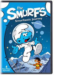 Smurfs Smurftastic Journey